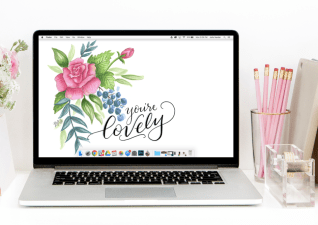 10 Free February Desktop Wallpapers