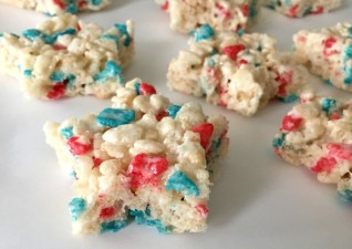 Patriotic Star Pops