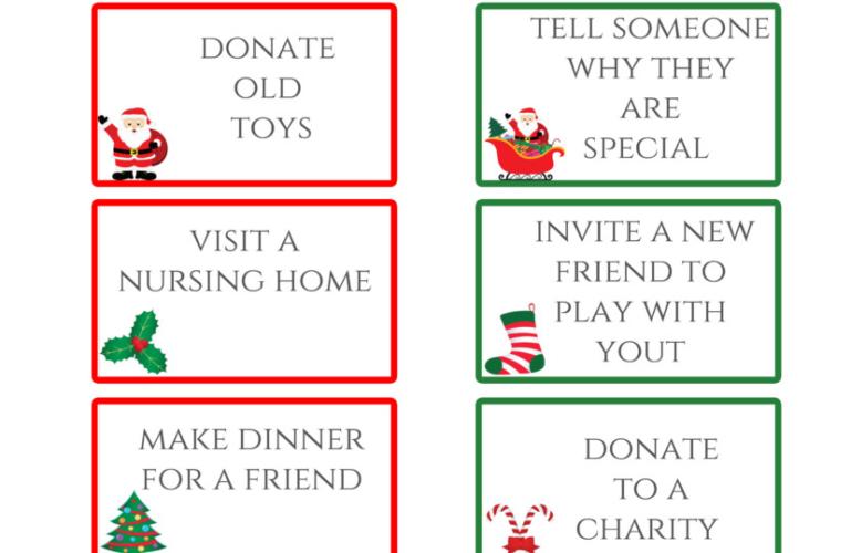 Christmas Advent- Kindness 3