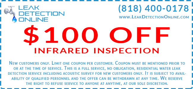 $100 INFRARED INSPECTION - LIMITS APPLY