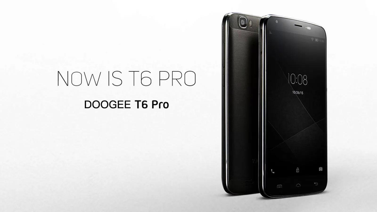 firmware doogee t6