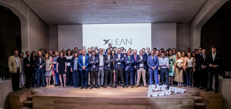 Equipo completo de Lean