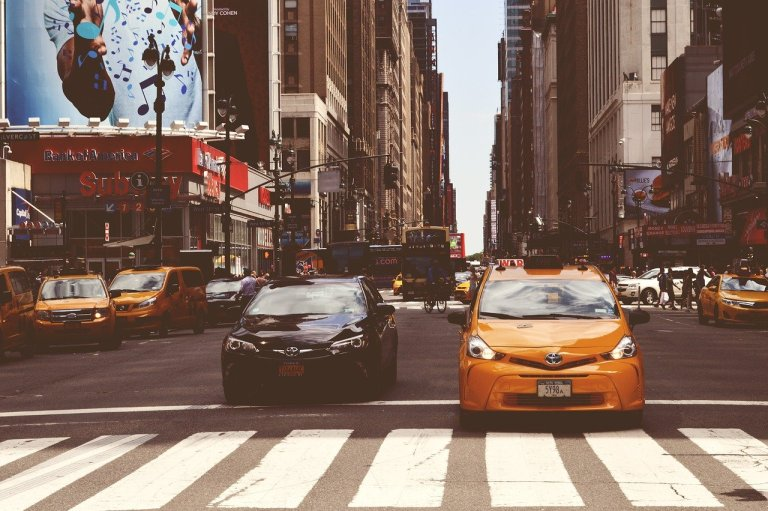 Taxi o vtc