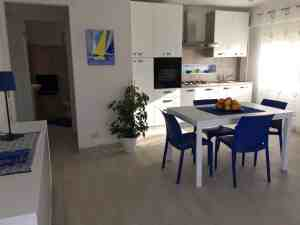 Living room and kitchen Carma 1