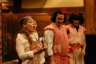 Leandra Ramm plays Carmenella Take Four
