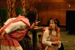 Leandra Ramm plays Carmenella Take One