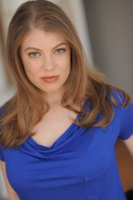 Leandra Ramm smaller size picture wearing blue shirt Take Four