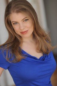 Leandra Ramm smaller size picture wearing blue shirt Take Two