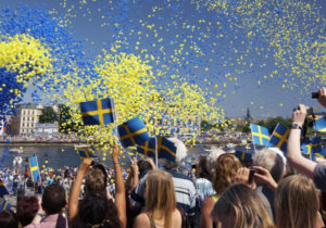 Swedish National Day Celebration