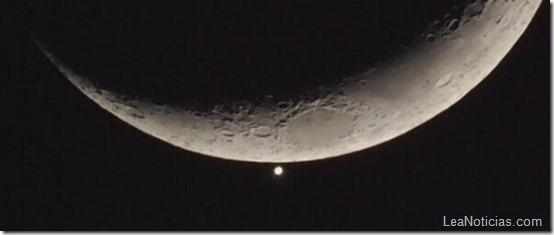 Luna y venus 2