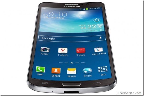 Samsung GALAXY-ROUND