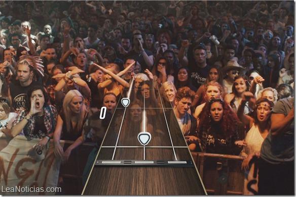 Confirmadas las canciones del nuevo Guitar Hero Live