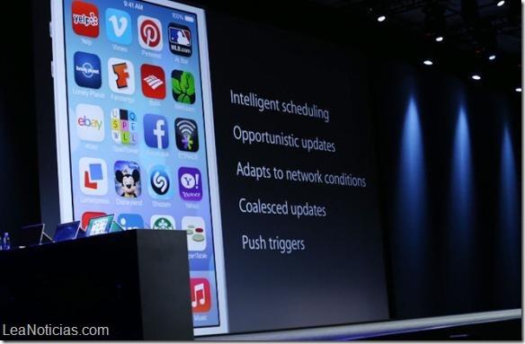 Apple presenta iOS 9, su nuevo sistema operativo para móviles