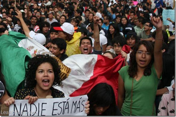 Con 20 fallecidos y varias manifestaciones cerró campaña electoral en México