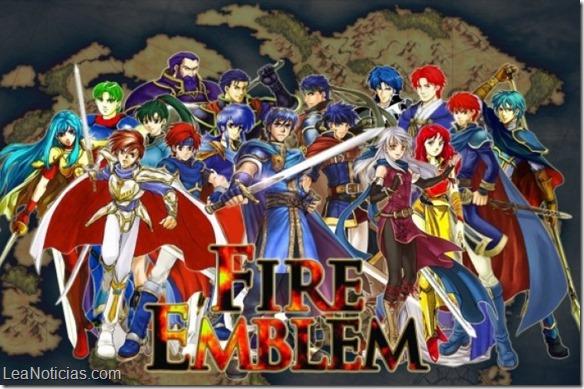 Nintendo permite el matrimonio homosexual en su último juego de Fire Emblem