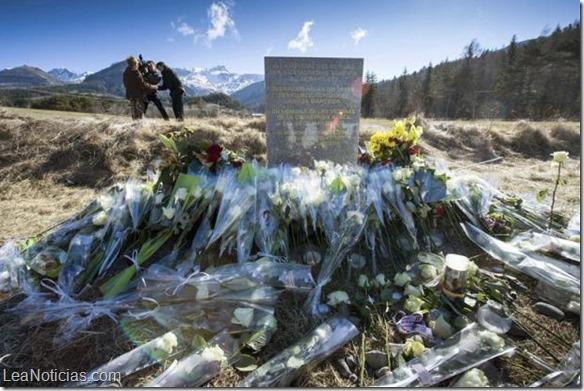 Familiares de víctimas de Germanwings tachan de insultante la indemnización