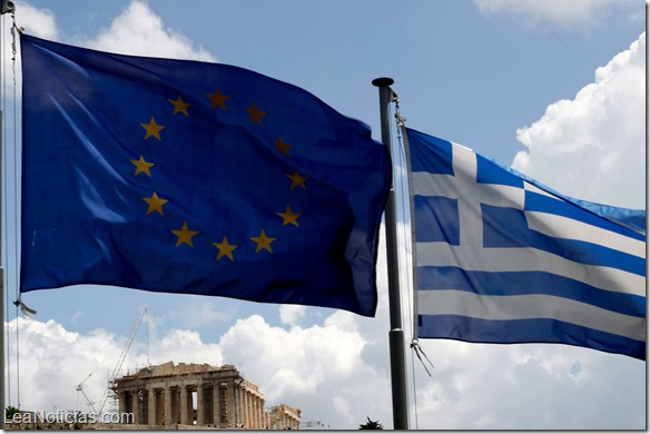Grecia podría tener que recurrir a una moneda temporal por falta de euros