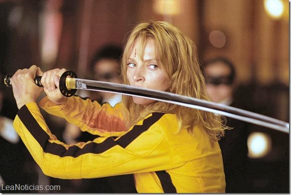 Quentin Tarantino podría rodar la tercera parte de Kill Bill