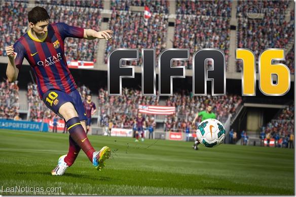 Se acabó la espera este es el nuevo trailer de FIFA 16