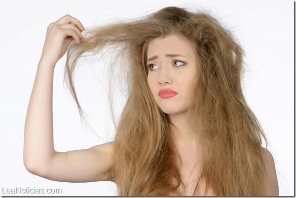 daños graves que causan los tintes para cabello