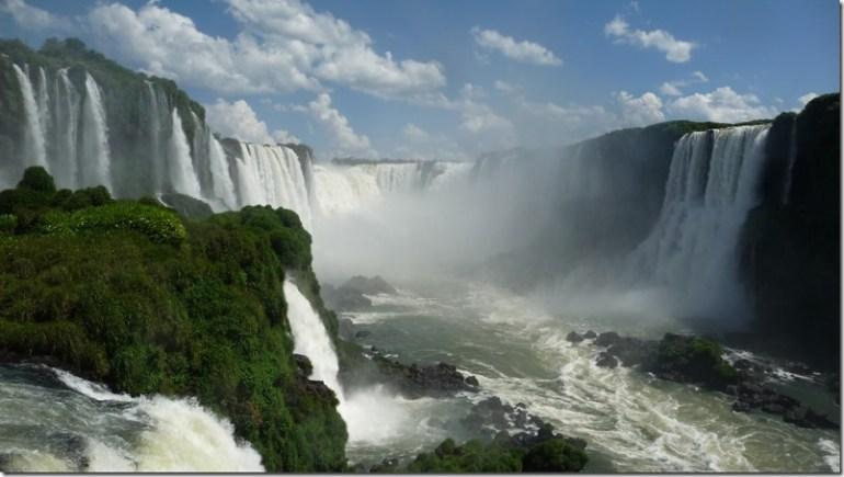 Cataratas de Iguazú - Lugares para visitar en Brasil