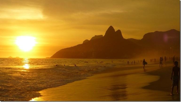 Playa de Ipanema - Lugares para visitar en Brasil