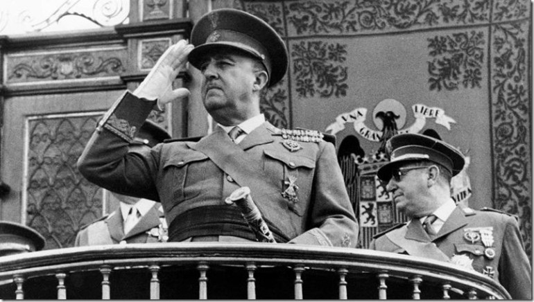 francisco-franco-afp-getty