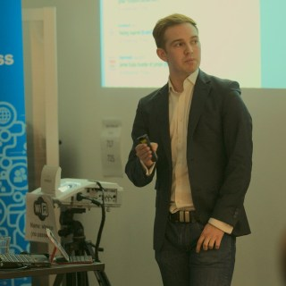 John MacLeod at Lean Startup Yorkshire
