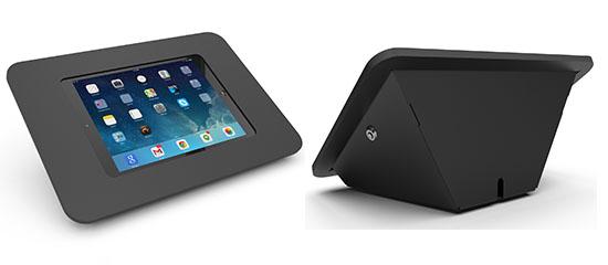 iPad capsule, iPad lock, iPad stand