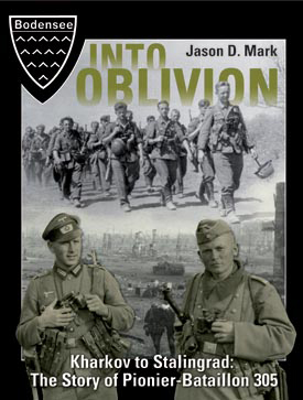 Cover of Into Oblivion