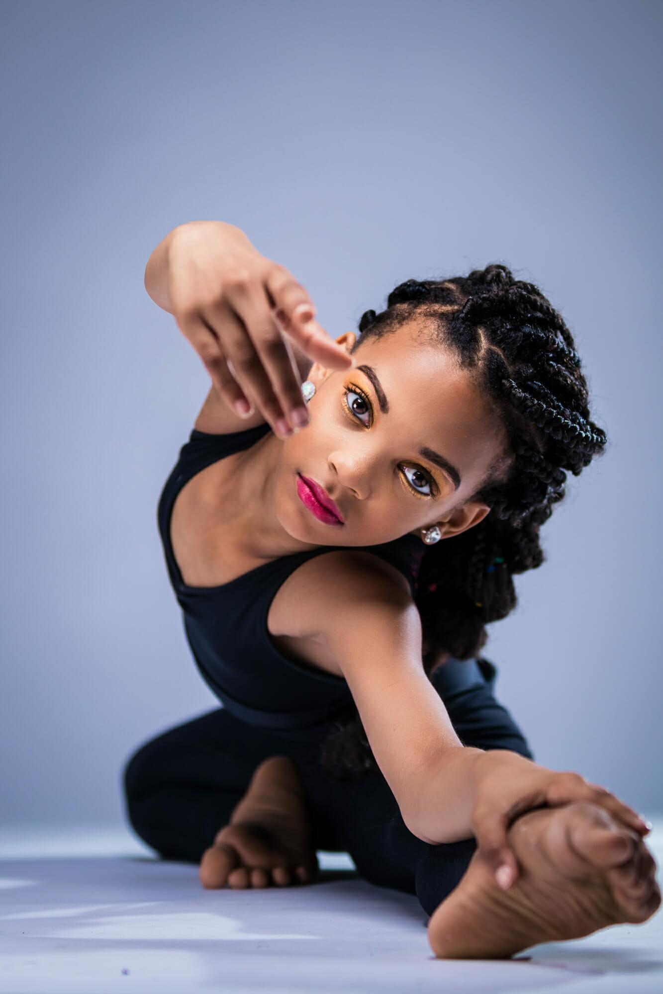 Rylee Flexible Dance Stretch