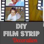 DIY Photo Film Strip Decoration