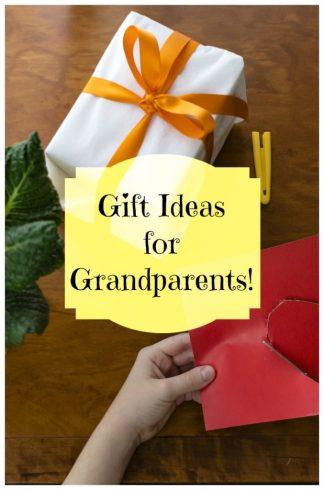 Birthday Gift Ideas for Grandma