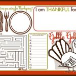 20 Thanksgiving Table Family Games and Activities