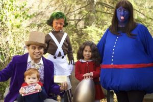 willy wonka costumes