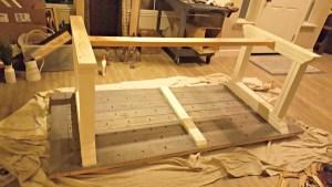 D?IY farmhouse table tutorial