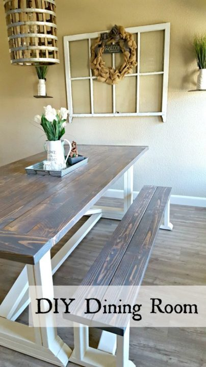 Ana White Diy Farmhouse Table