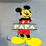 Cricut Disney Shirts Tutorial