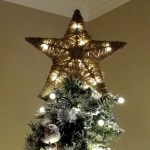 DIY Christmas Tree Topper