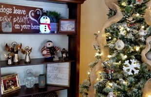 Christmas Home Tours – Part 2