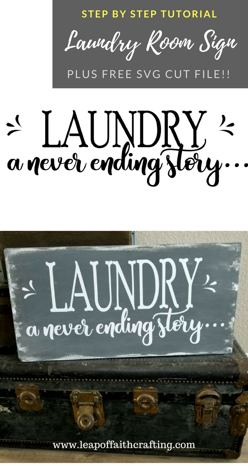 Download laundry-room-sign-pin - Leap of Faith Crafting