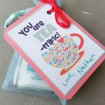 Small Gifts for Teachers with Free Printables!