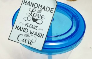 FREE Printable Made with Love Tags!!