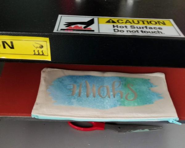 cricut maker pencil case
