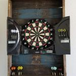 What To Put Behind a Dart Board to Protect Wall That's Cheap!