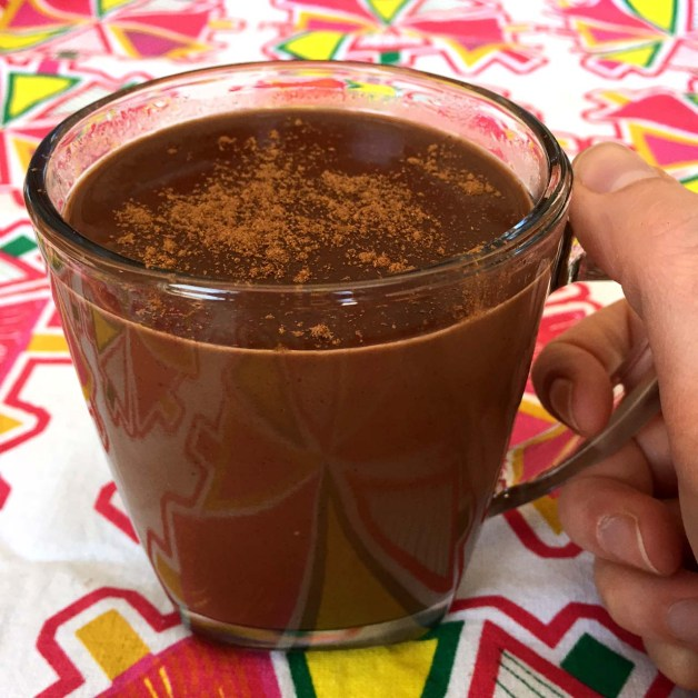 mexican hot chocolate howtomake