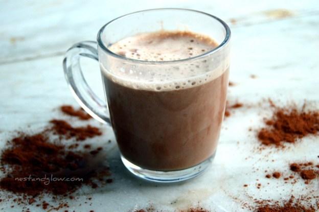 raw hot chocolate recipe