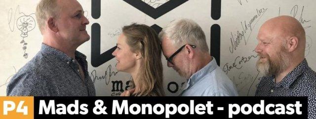 Mads og Monopolet - Danish podcast PR4