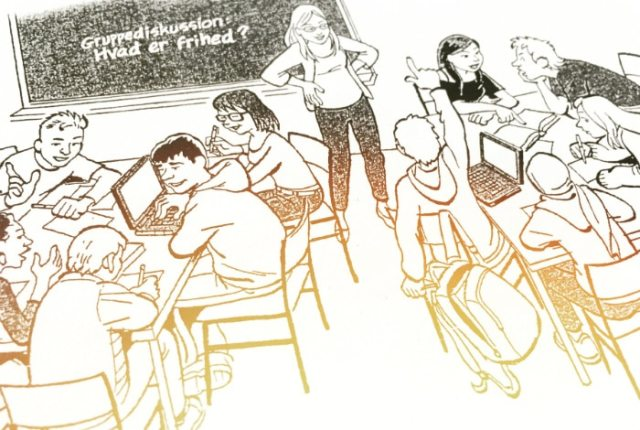 Oral Exam - Prøve i Dansk 3