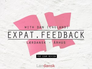 Learn Danish Feedback Dan England